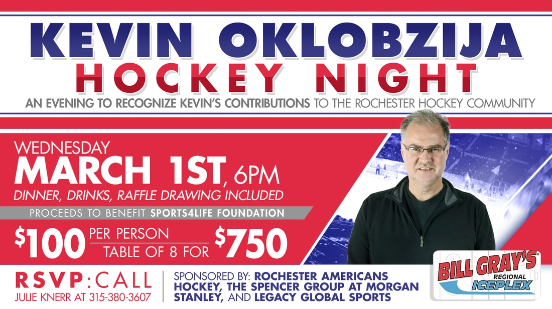 Bill Gray S Regional Iceplex To Host Hockey Night In